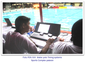 Foto-PON-XVII-Water-polo-Timing-systems-palaran murticahaya