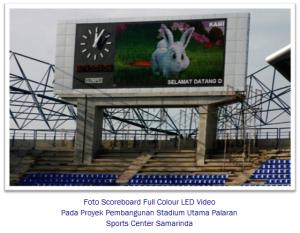 Scoreboard-Full-Colour-LED-Video-Sports-Center-Samarinda murticahaya