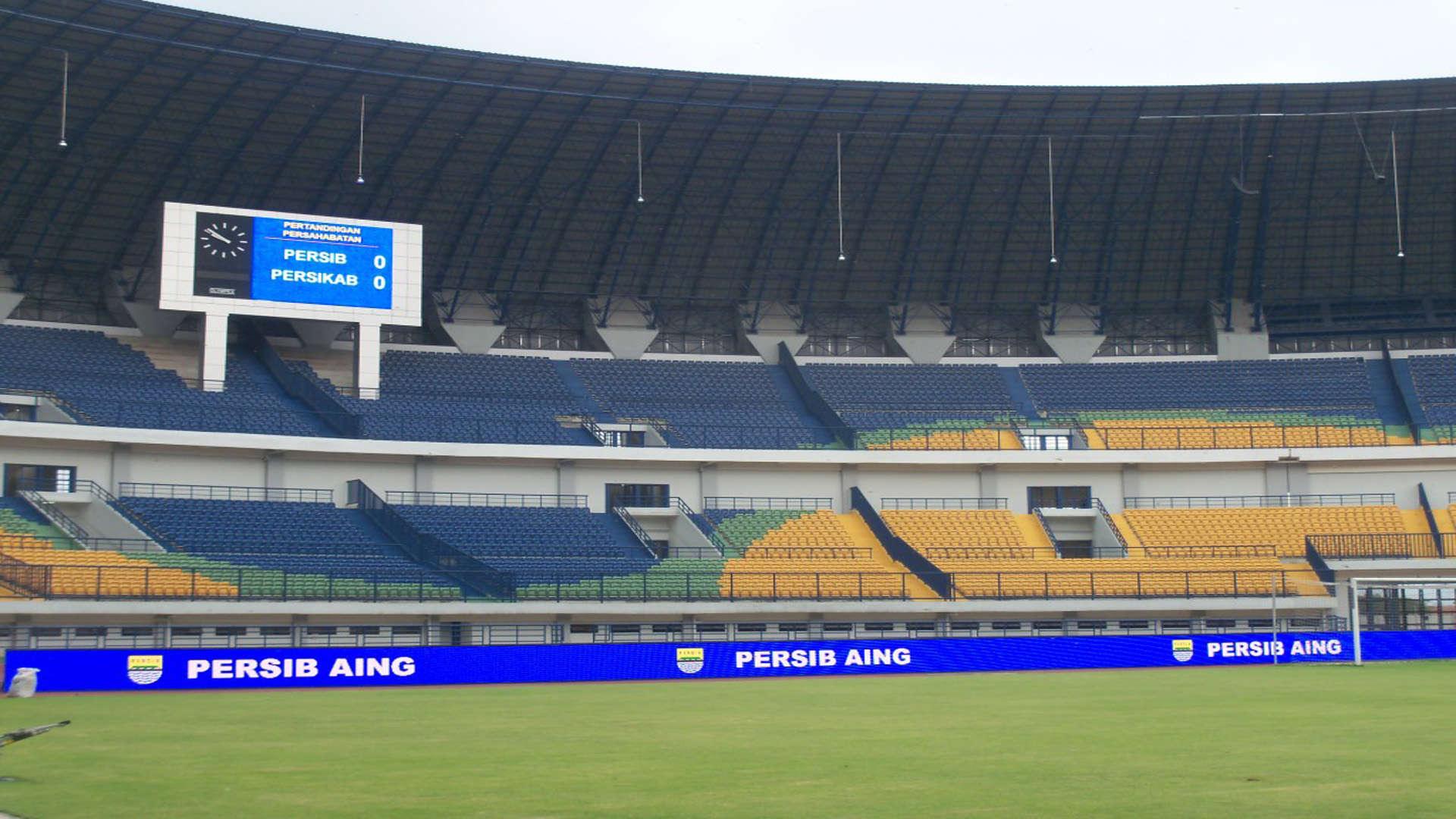 Scoreboard and Perimeter
