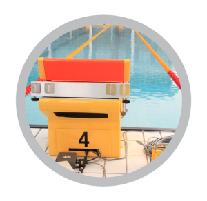 swimming timing system