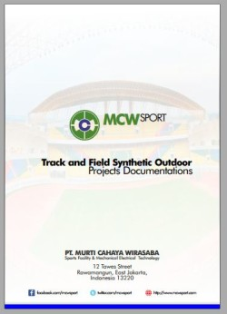 Track and Field Synthetic Outdoor