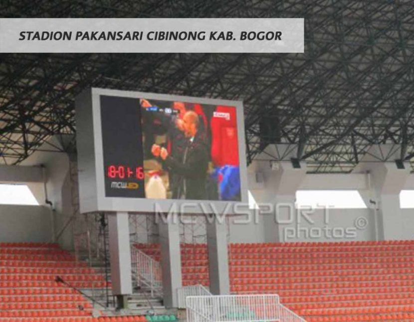 full color led display scoreboard pakansari