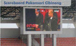 scoreboard pakansari