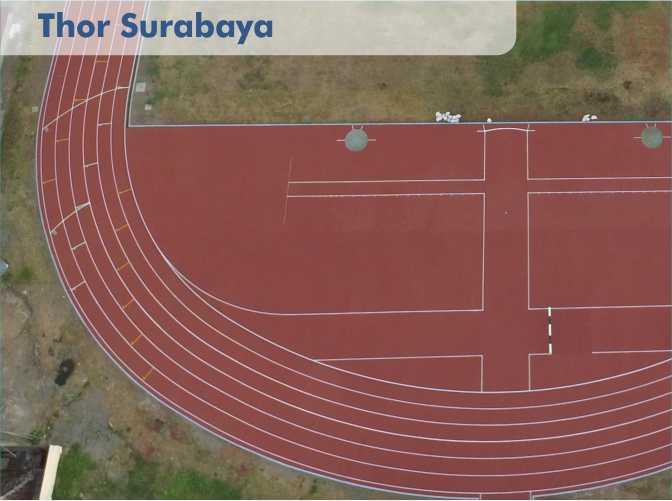 thor track surabaya