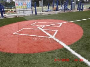 Lapangan Baseball JIS 4